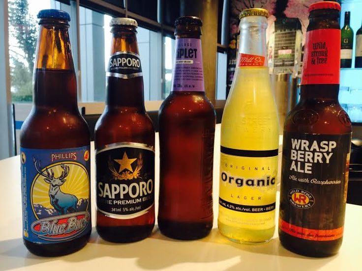 Hair of the dog, anyone? Just a small selection of our #beer menu! #burgushi #yycdrinks #yyc #yycfoodies #downtownyyc