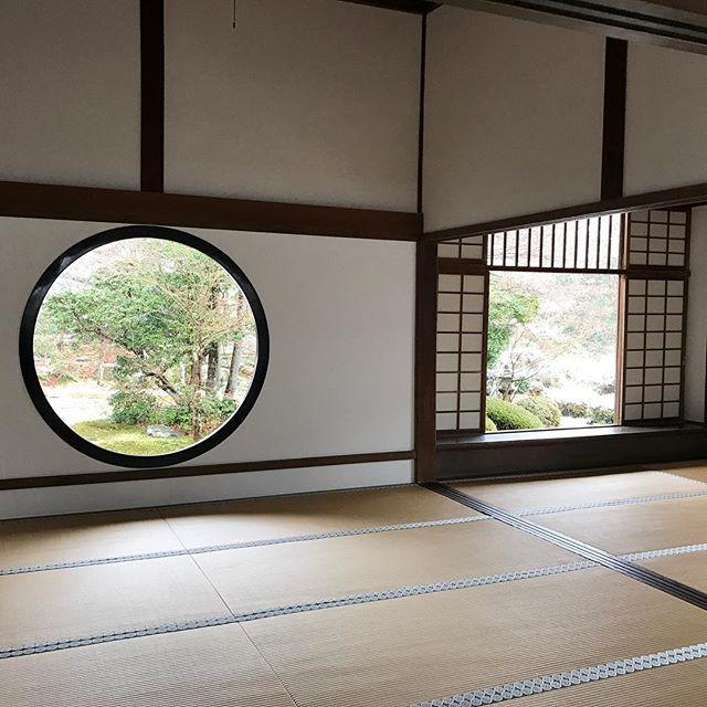 【nakaitaxi_kyoto】さんのInstagramをピンしています。 《中井タクシーの京都観光情報🚕 源光庵‼️ #Kyoto #Japan #Shrine #Temple #京都 #社寺 #紅葉 #桜》