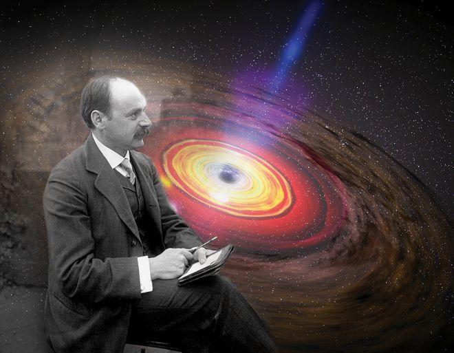 Actualité > La théorie de la relativité générale a 100 ans aujourd'hui