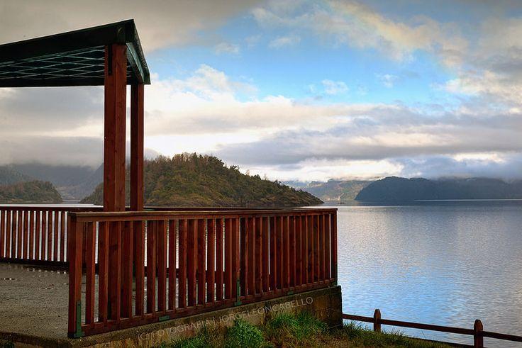 Mirador - Lago Panguipulli (Chile)