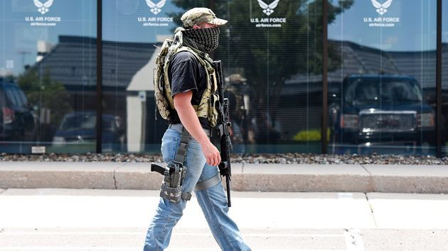 Open-Carry Gun Laws Make It Harder to Protect the Public, Police Chiefs Say:   A 911 call just before a deadly rampage in Colorado Springs highlights the problem.