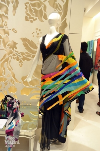 Satya Paul- loved it!!! black with bright colors...perfect combo!! :)