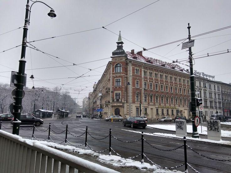 Cracóvia Polônia 02/2018
