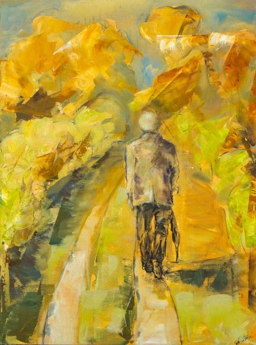 Soleil Mannion -Warm Landscapes