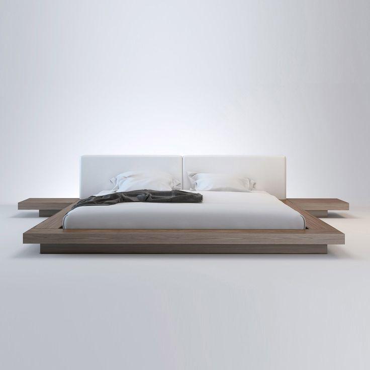 25 best ideas about low platform bed on pinterest low bed frame low beds and platform bed. Black Bedroom Furniture Sets. Home Design Ideas