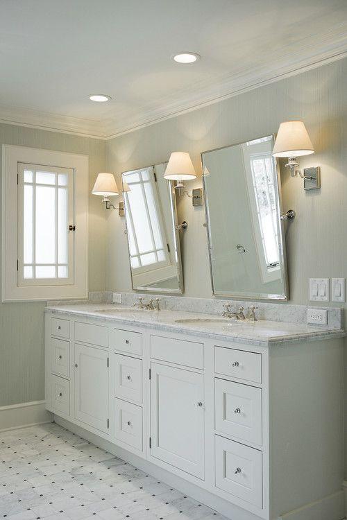 454 besten bathrooms bilder auf pinterest badezimmer. Black Bedroom Furniture Sets. Home Design Ideas