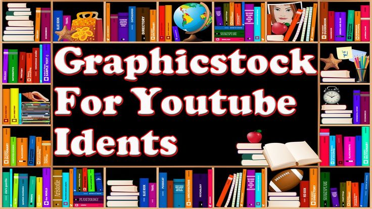 Graphicstock For Your Youtube Idents