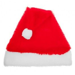 Not just any normal santa's hat - our red felt santa hat with flashing pom pom! Great for your Christmas party to really get in the festive spirit.