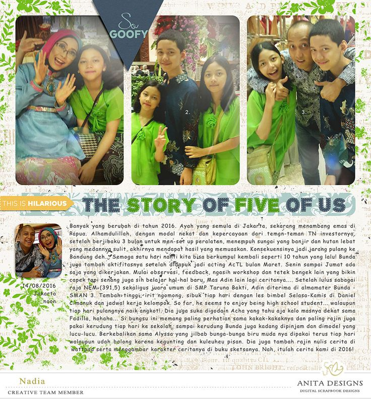 A story captured vol.11 | part 2 by Anita Designs. Hijinks | Paper by Anita Designs. Hijinks | Elements by Anita Designs.