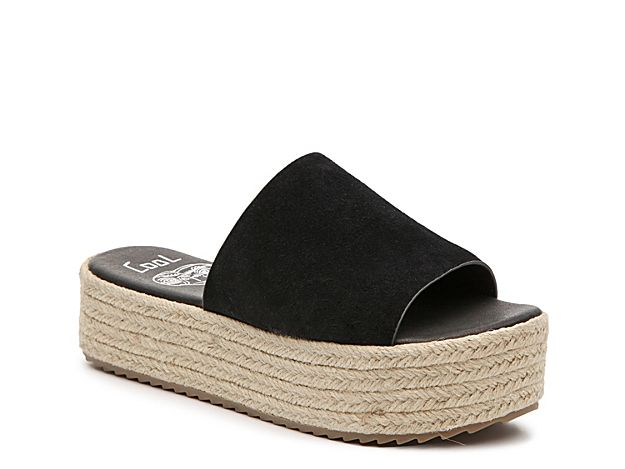Women Bory Espadrille Platform Sandal