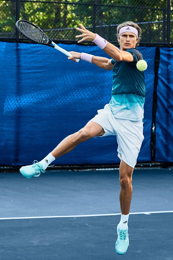 adidas Men's Parley Collection | Adidas tennis outfit, Tennis ...