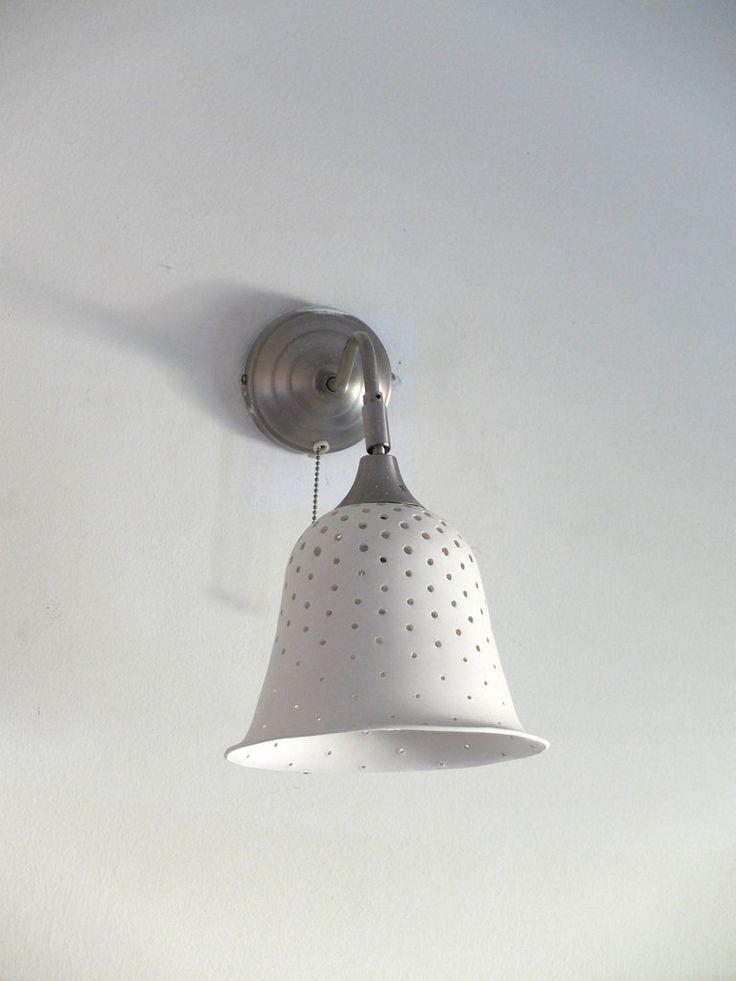 Ceramic, wall lighting, wall lights, wall light, lighting sconce, lighting sconces, wall sconce, wall sconce lighting, wall light sconce by Gallight on Etsy