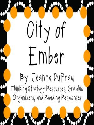 city of ember book reveiw Amazing book, definitely check it out movies available on itunes.