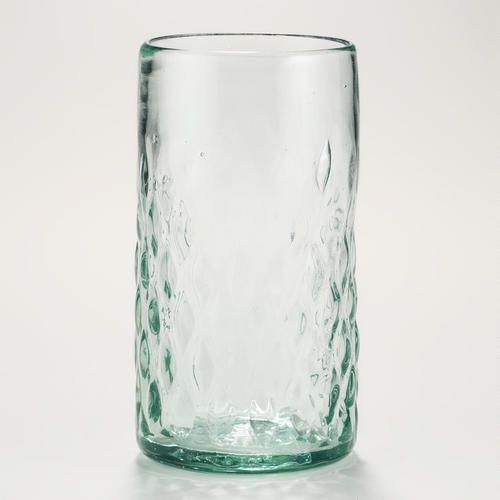 One of my favorite discoveries at WorldMarket.com: Clear Maya Recycled Tumbler, Set of 2