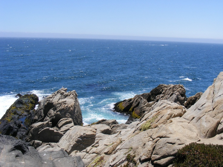 Pacific Ocean, Chile.