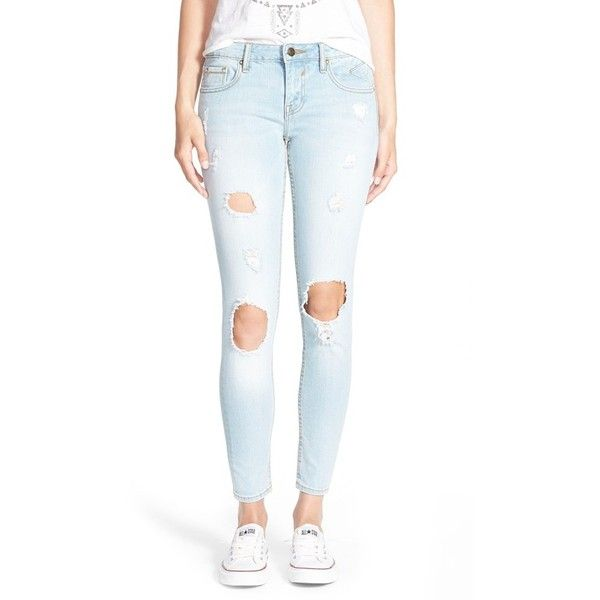 25  best ideas about White skinny jeans on Pinterest | Jean shirt ...