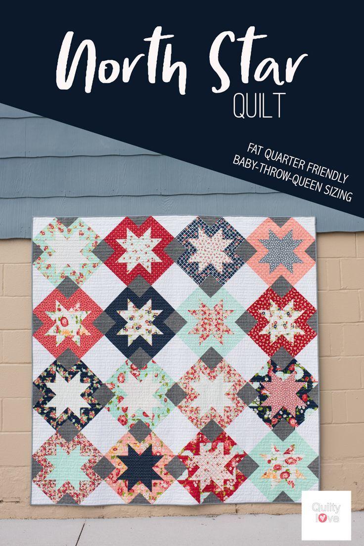 Best 25 crochet quilt pattern ideas on pinterest crochet quilt north star quilt a sawtooth star quilt pattern bankloansurffo Image collections