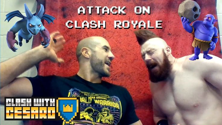 Sheamus interrupts the best ranked Clash deck... IN THE WORLD... — Clash...
