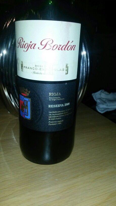 Heerlijke wijn, veel kers. Mooie volle smaak!