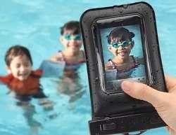 Capa A Prova D'agua Capinha Estanque Iphone Zenfone Moto G3 - R$ 13,99 em Mercado Livre