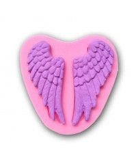 Yunko Silicone Angel Wing Fondant Silicone Sugar Craft Molds DIY Cake Decorating