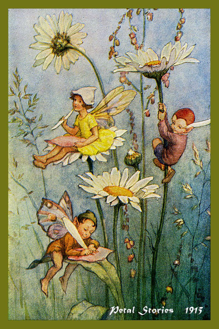 flowerland fairies coloring pages - photo#33