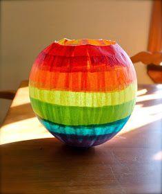 Twig and Toadstool: Rainbow Lantern