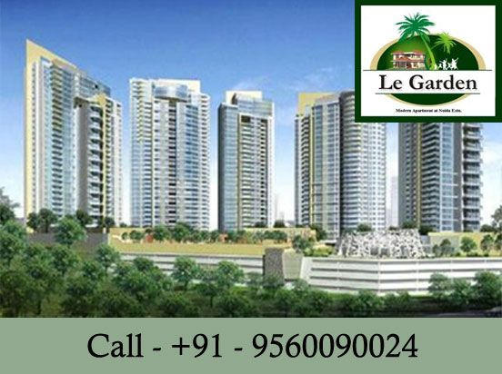 Ajnara Le Garden Noida Extension is offering 2 and 3 BHK and villas with all modern amenities, best infrastructure design and everything that you need for a comfortable living.