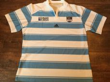 Argentina Rugby Union Classic Rugby Shirts. Vintage old retro rugby jerseys online store