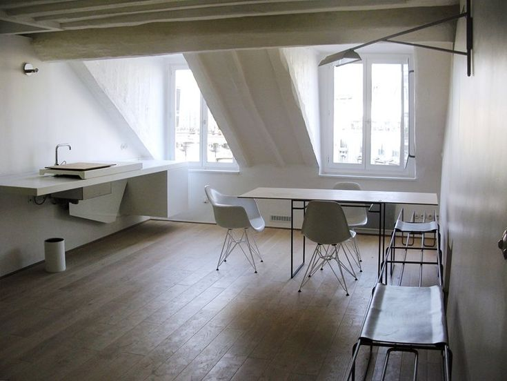 Casa Ledes, Paris, 2011 - Scandurra Studio