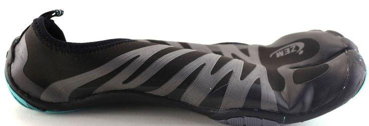 Men's ZEM GEAR Poron Performance Split Toe Running Shoes Size 12 #ZEMGEAR