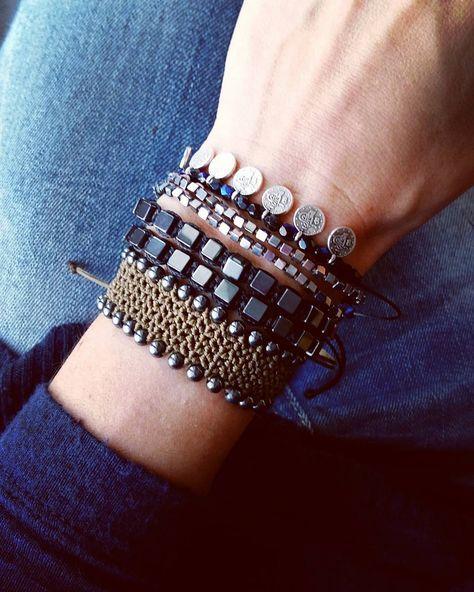 Hello Friday#ohsocutethings #handmade #jewelry #greekdesigners #greekdesigner #fashionjewelry #fashionista #instapic #instajewels #instafashion #bohostyle #bohochic #hippiechic #fall 15 #bling #black #fabulous #glam #greekstyle #boho #gems #semiprecious #stone #womenstyle #lucky#coins #friday #bracelet