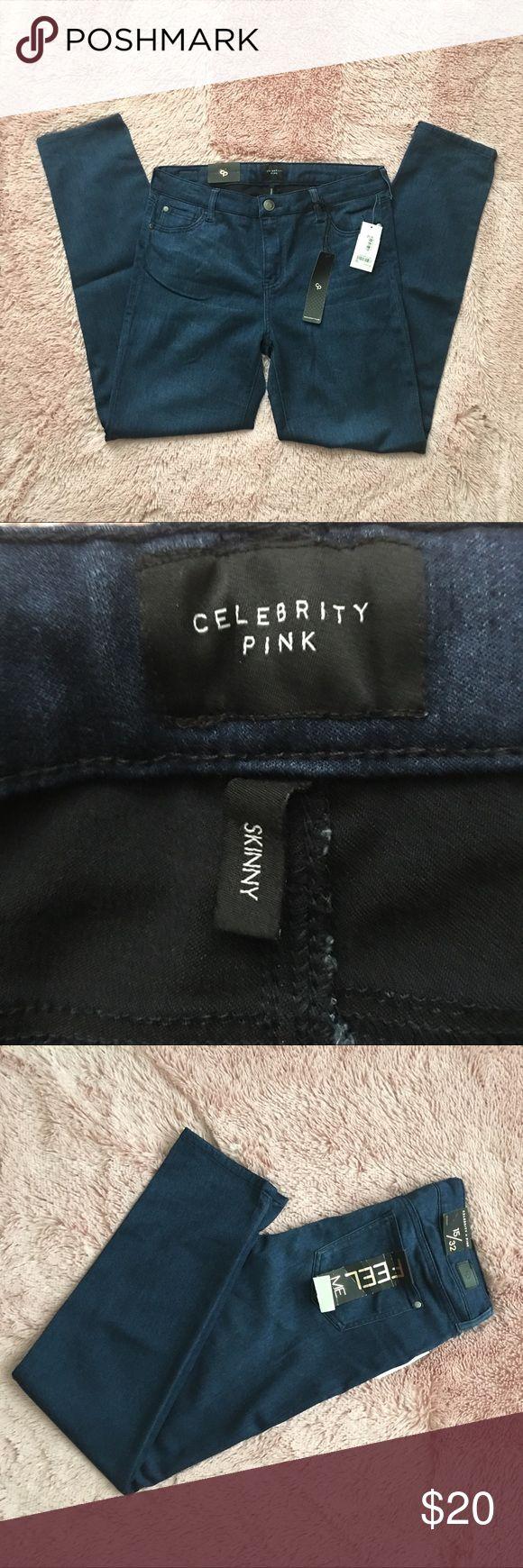 CELEBRITY PINK SKINNY New with tag Skinny Celebrity Pink Pants Skinny