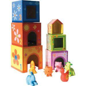 Smiling like Sunshine: Educational toys for toddlers