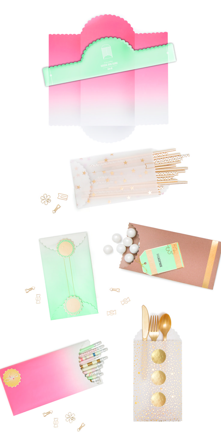 how to make goodie bags