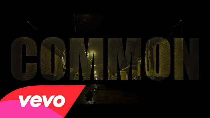 """The homie Common is back w Vince Staples on """"Kingdom"""" Dope song and visual here!! Get that new album Nobody's Smilin' on Pre-Order from iTunes NOW!!"""