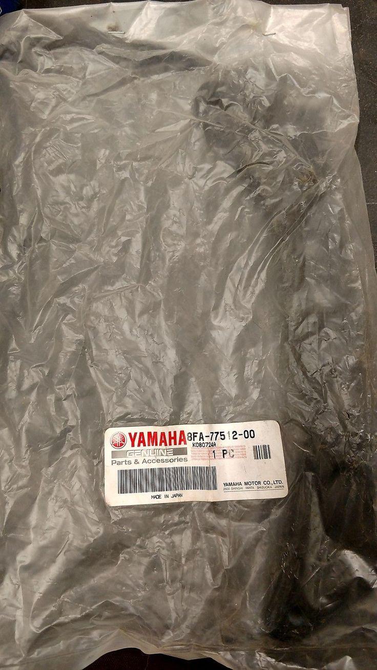 03 Yamaha Rx1 Rage Vector Nytro Bumper Bracket Front 8FA-77512-00