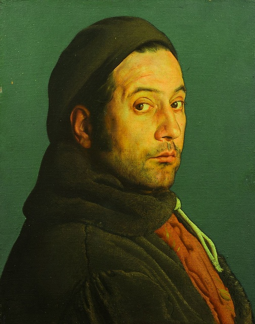 Annigoni, Pietro (1910-1988) - 1946 Self-Portrait (Museo Pietro Annigoni, Florence, Italy) by RasMarley, via Flickr