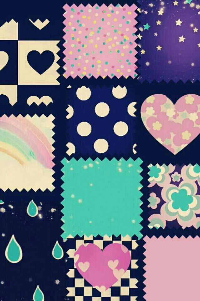 Girly Background For Cell Phone