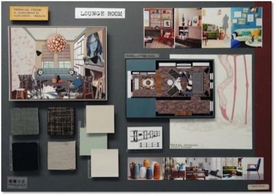 Interior Styling Diploma Industry Awards December 2012.    Tekform Creative Residential Design Award.  Award of Excellence - Mairav Whitten