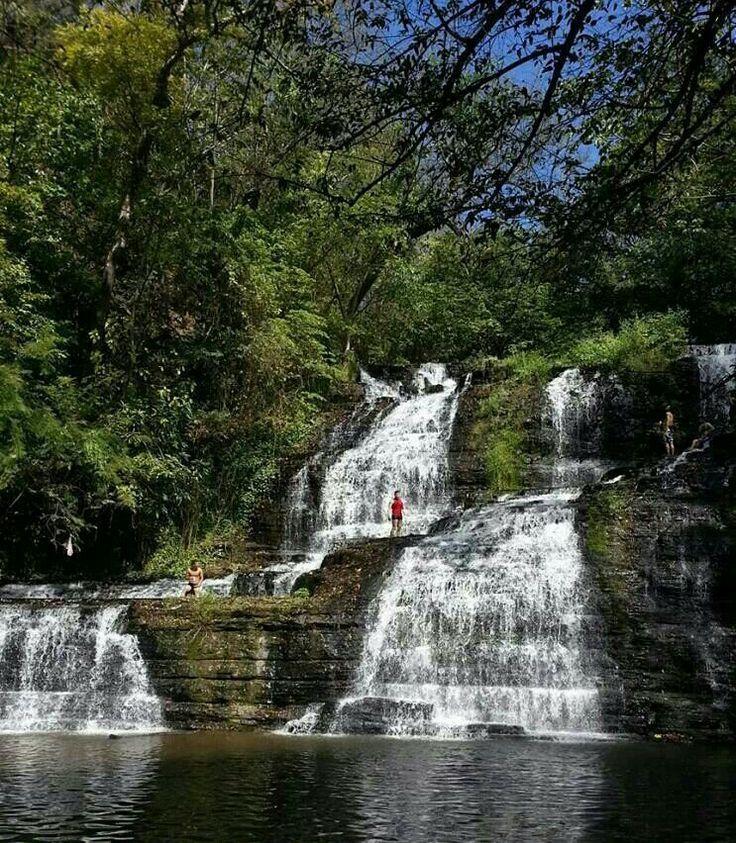 Chorro los córdobas, San Rafael del sur, Nicaragua.