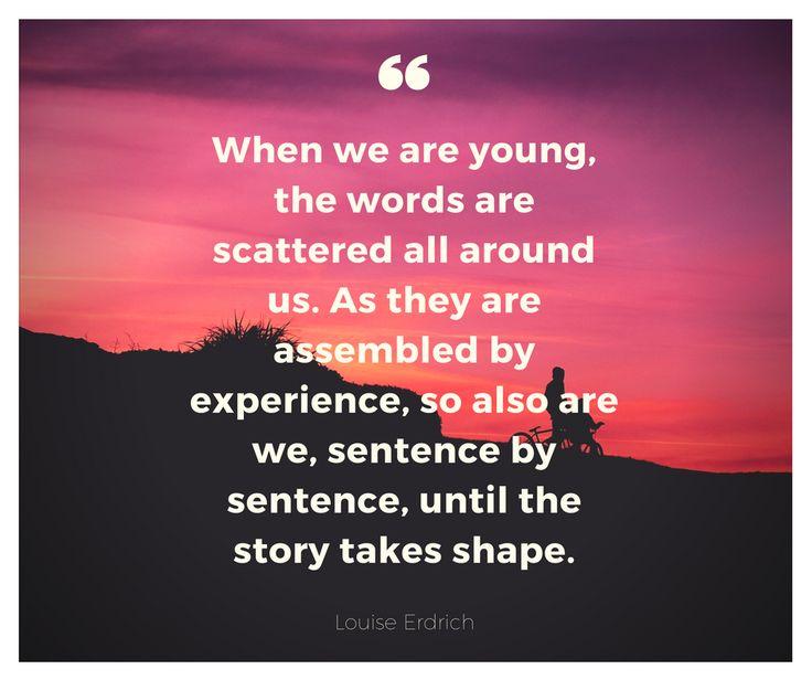 Today in Literature: Louise Erdrich's 63rd birthday. #LouiseErdrich #Quotes