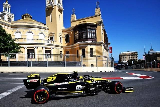 Racing Renault F1 Azerbaijangp Bakgp 2019 Formula 1 Socar Azerbaijan Grand Prix Sunday What S New On Lulop Com Http Bit Ly 2uqkxmq