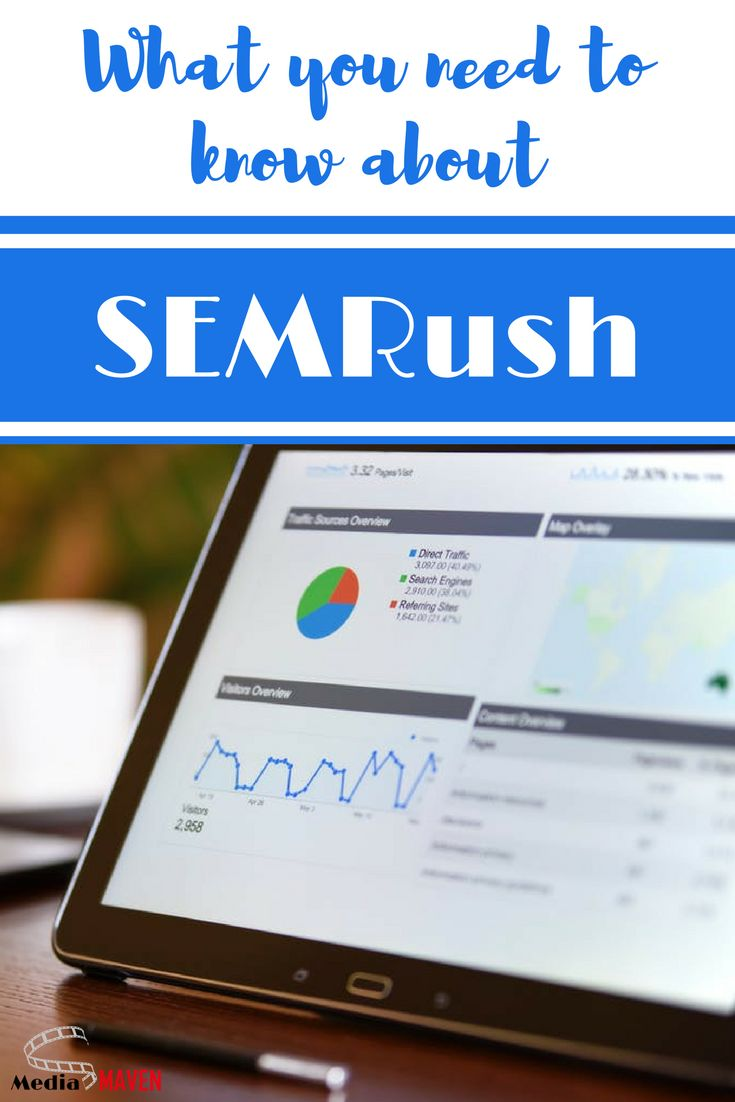 SEMRush Review  When I learned about everything SEMRush offered, it doesn't even compare to the Google keyword planner.