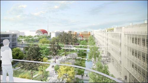 L'ENS Cachan choisit Renzo Piano pour son futur campus de Paris-Saclay