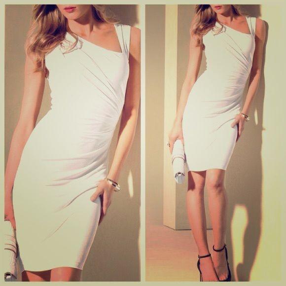 Victoria's Secret dress White Victoria's Secret dress, brand new, without tags, size xs Victoria's Secret Dresses Midi