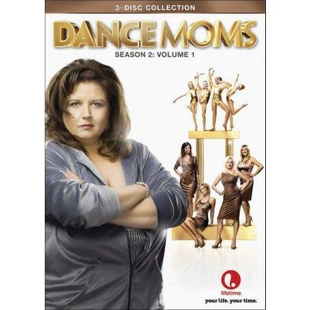 Dance Moms: Season 2, Vol. 1 [3 Dissc] : Target