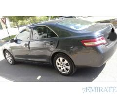 Toyota Camry 2010 good condition for sale in Sharjah