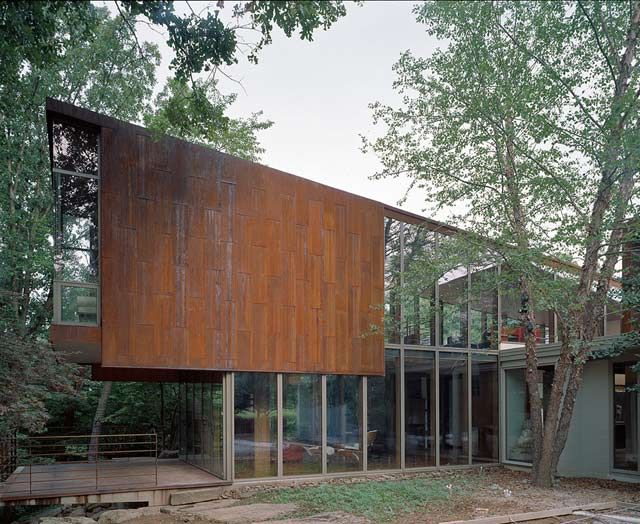 12 Best Images About Metal Siding On Pinterest Facades