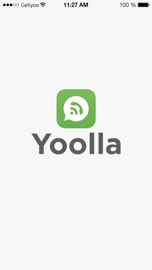 #Yoolla ( @Yoollapp & #Yoollapp) çok yakında telefonlarınızda!.. http://www.yoolla.com